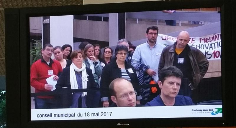 Pour une ouverture de la médiathèque Louis Aragon le dimanche 20170511