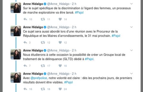 Ce quartier parisien interdit aux femmes - Chapelle-Pajol - Sexualité des migrants Captur40