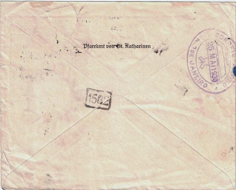 Südamerikafahrt 1930, Post nach Rio de Janeiro - Seite 3 Rio_fr10