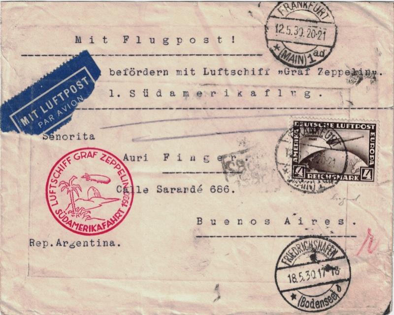 Südamerikafahrt 1930, Post nach Rio de Janeiro - Seite 3 Rio_fr11