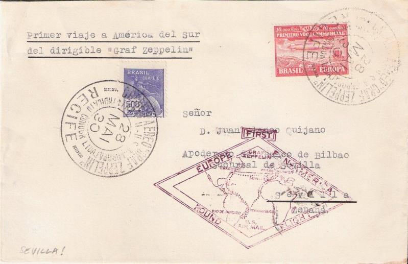 nach - Südamerikafahrt 1930, Post nach Sevilla - Seite 2 Scanne12