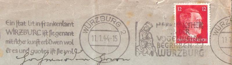 Maschinenwerbestempel - Deutsches Reich Scanne26