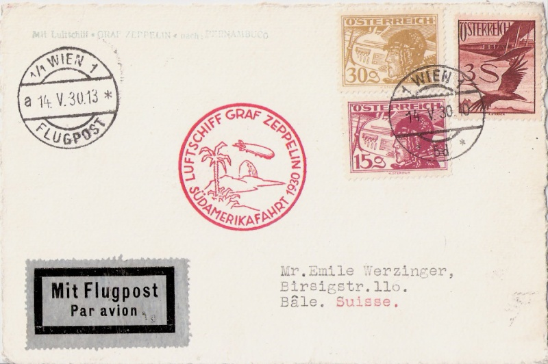 nach - Südamerikafahrt 1930, Post nach Pernambuco - Seite 3 Scanne40