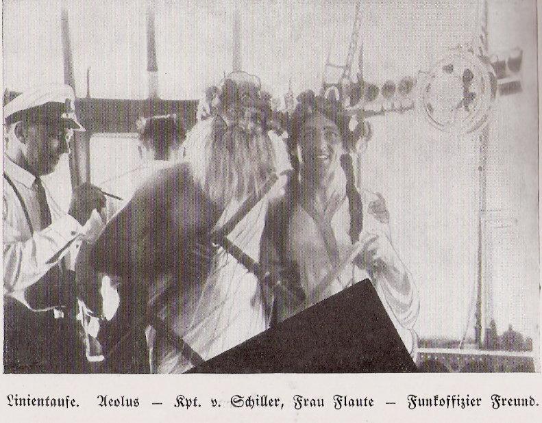 """Südamerikafahrt 1930 (Rundfahrt-) Post nach Friedrichshafen"""" - Seite 4 Scanne44"""