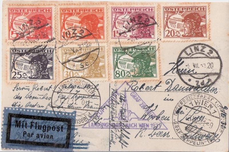 Österreichfahrt 1931 Scanne60