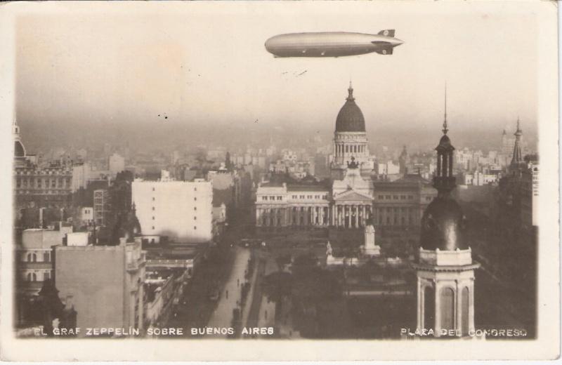 """Südamerikapost per Zeppelin"" Sieger18"