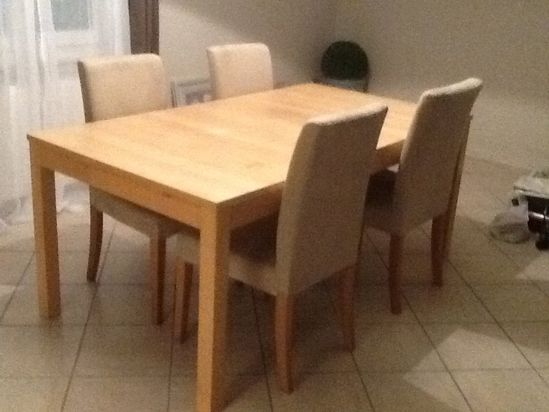Nouvelle Salle à manger - besoin d'avis sur meuble du suédois - merci Image12