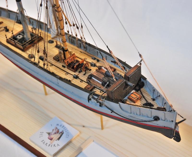 Chaloupe canonnière 1858 - 1:75 310