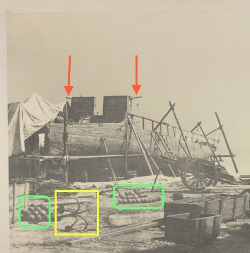 Chaloupe canonnière 1858 - 1:75 Cantie10