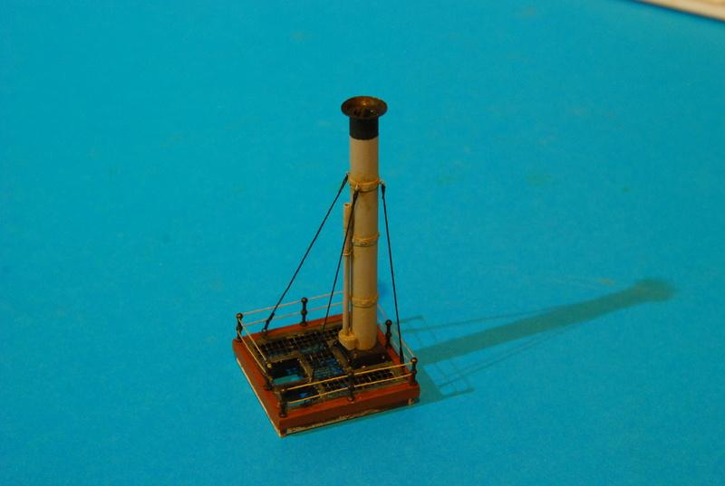 Chaloupe canonnière 1858 - 1:75 Dsc_0145
