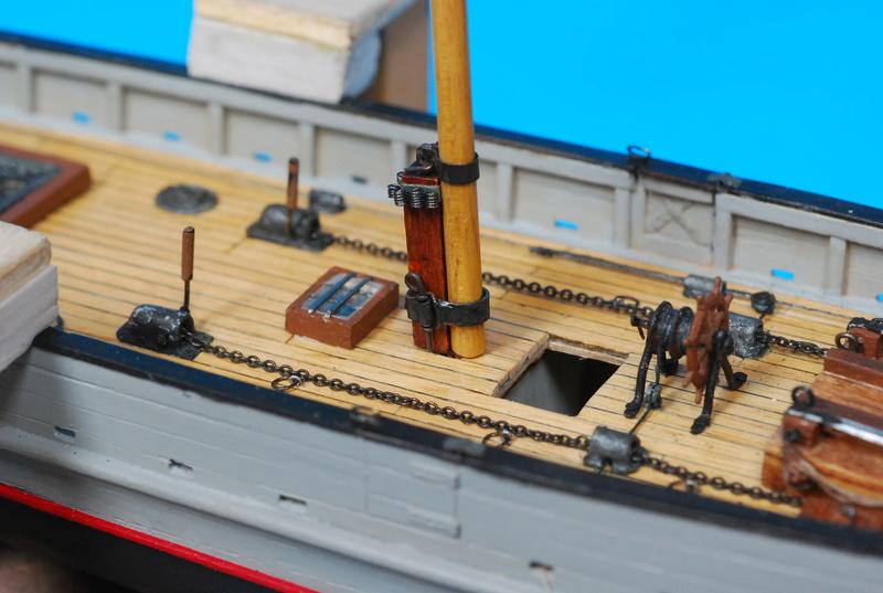 Chaloupe canonnière 1858 - 1:75 Dsc_0146