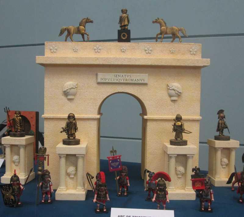 """Différents décors, figurines et accessoires pour """"Congo"""" ! Arc_510"""