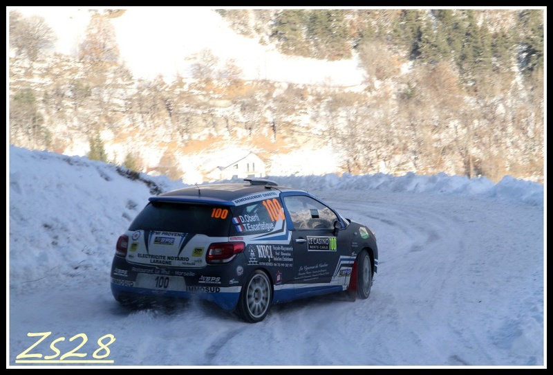 Le Rallye Monte Carlo et .... le Rallye Monte Carlo Historique 2017 - Page 2 2017_111