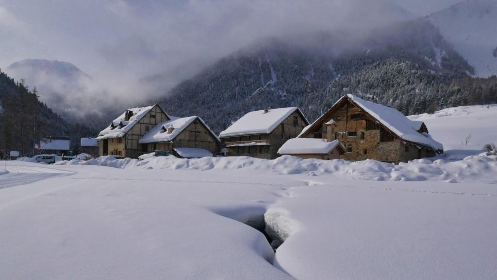 Le hameau du Laus de Cervières Laus110