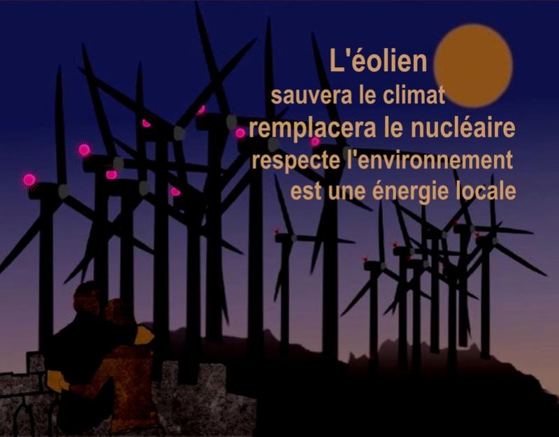 Éolien : l'État, les lois et la réglementation protègent-t-ils le citoyen ? 0311