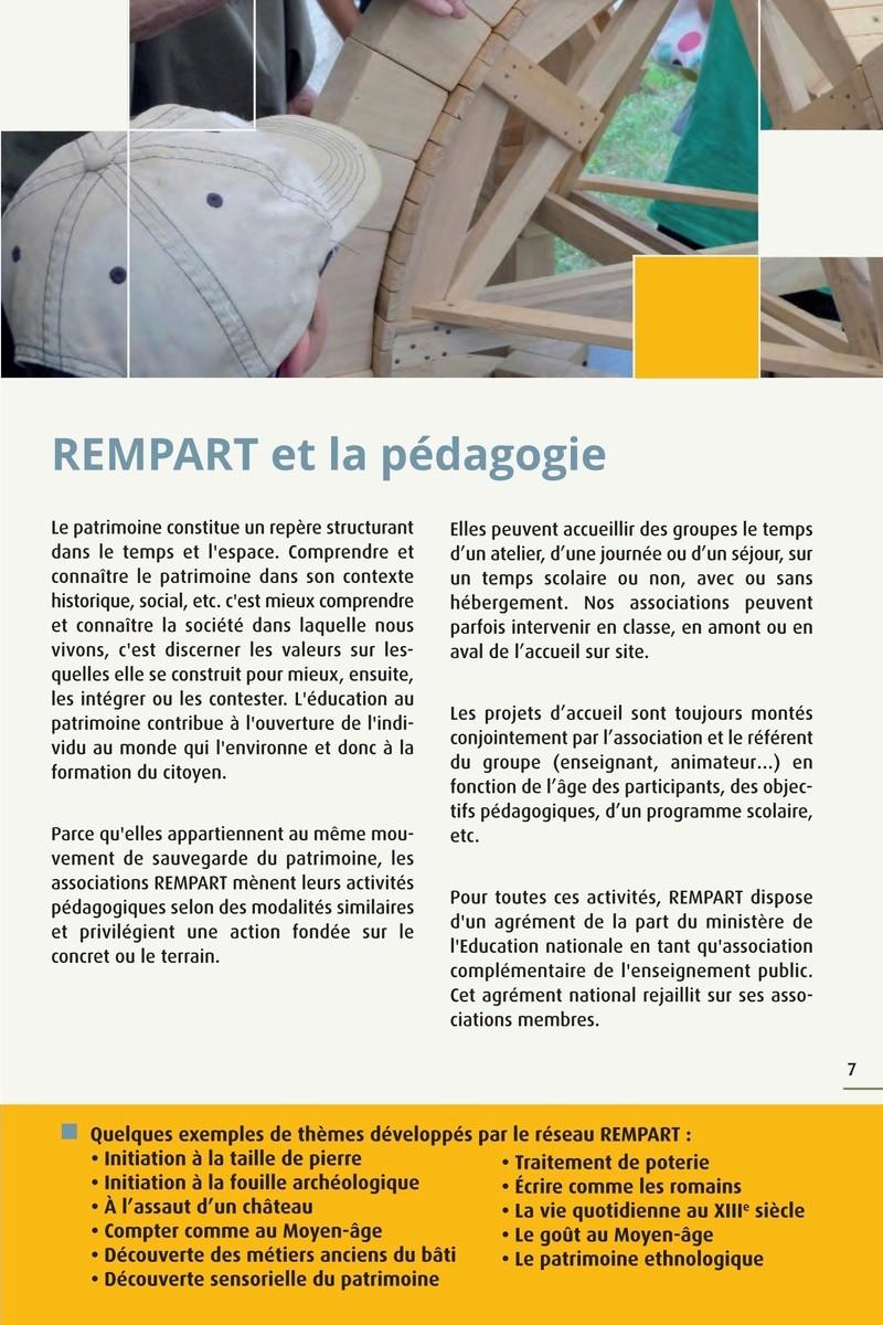 REMPART 2017 plaquette institutionnelle   0710