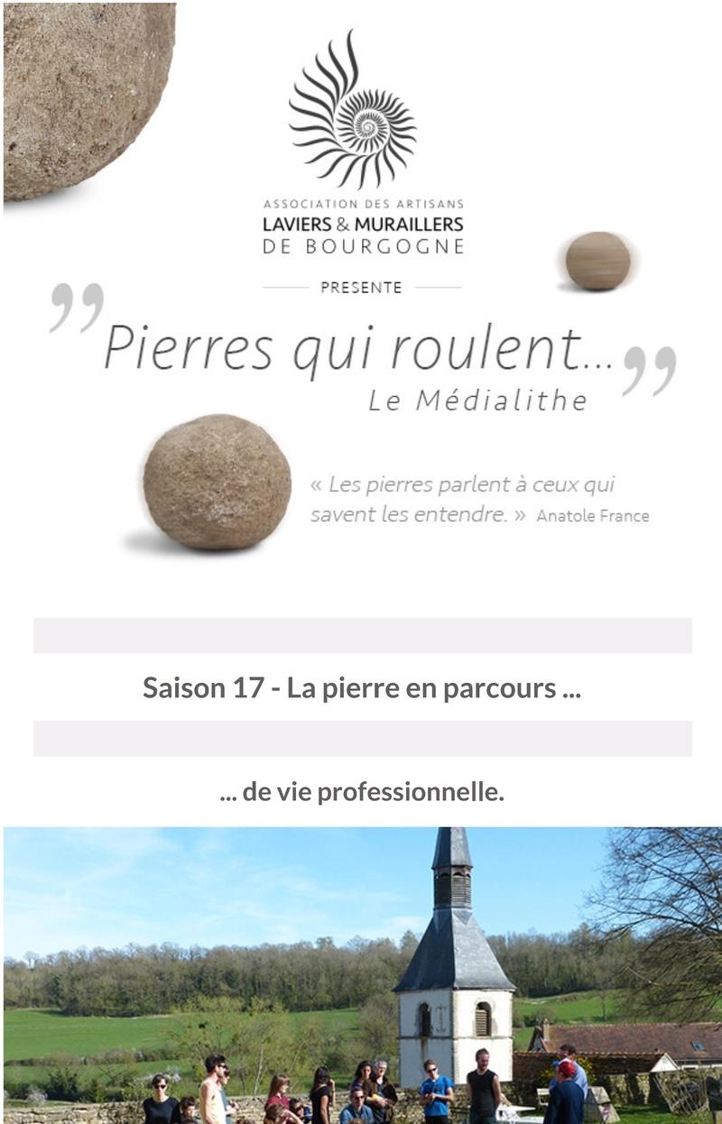 """""""Pierres qui roulent..."""" Saison 17 - La pierre en parcours.. 141"""