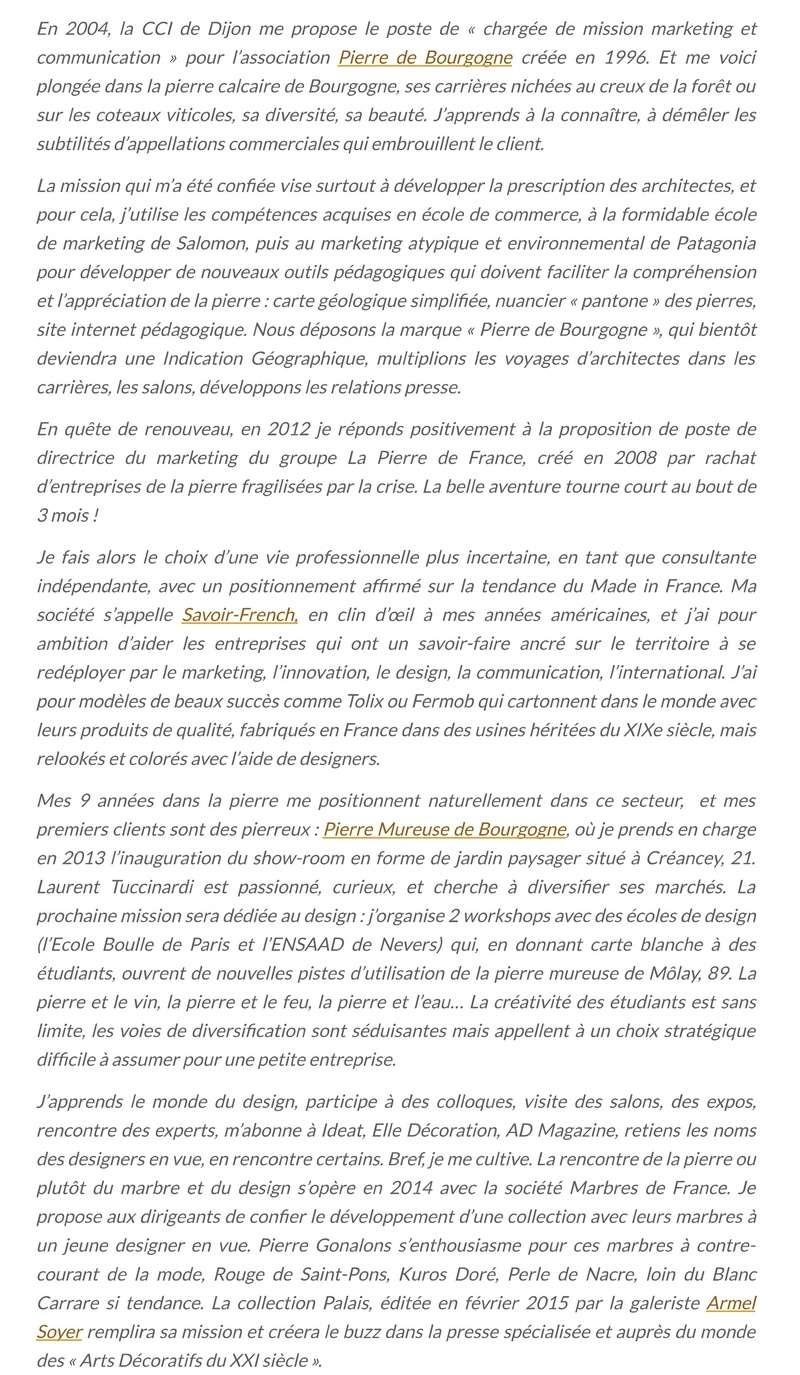 """""""Pierres qui roulent..."""" Saison 17 - La pierre en parcours.. 317"""
