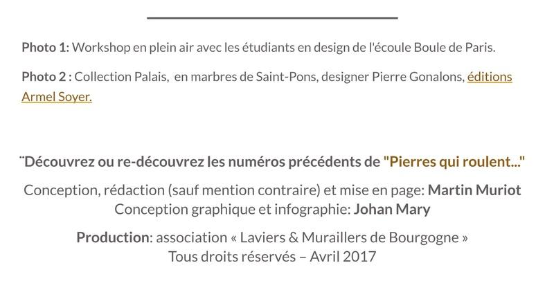 """""""Pierres qui roulent..."""" Saison 17 - La pierre en parcours.. 513"""