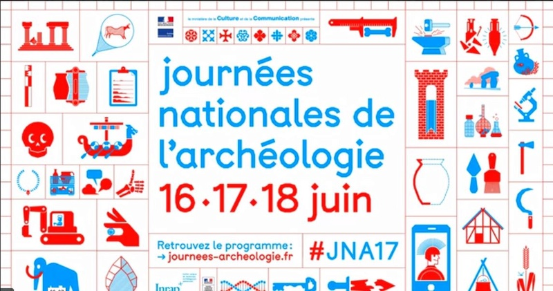 Journées Nationales d'archéologie 2017 16/17/18 juin 2017  Journy10