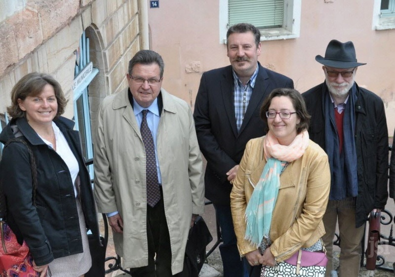 Le Centre International d'Etudes Romanes à Tournus en Bourgogne Le-nou10