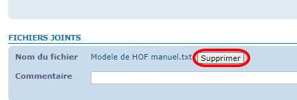 Comment joindre un fichier à son message (réservé uniquement aux membres actifs) Suppr10