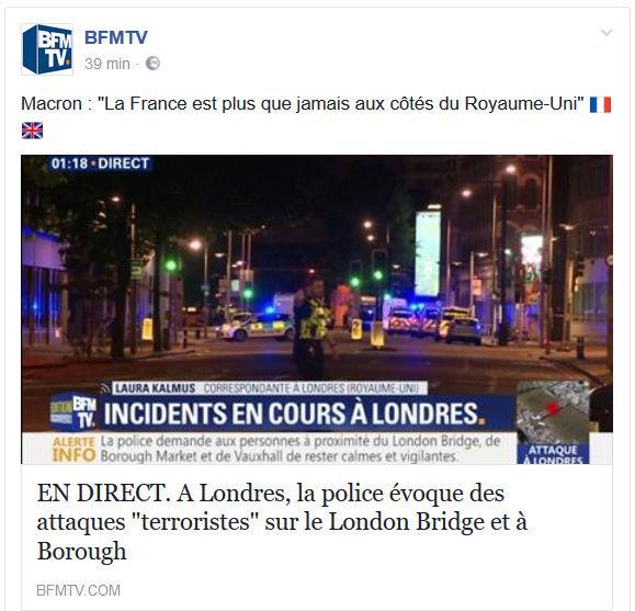 Attaques terroristes à Londre Londre10