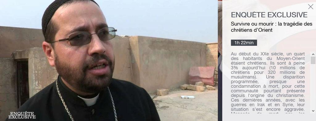 Survivre ou mourir : la tragédie des chrétiens d'Orient M6_chr10
