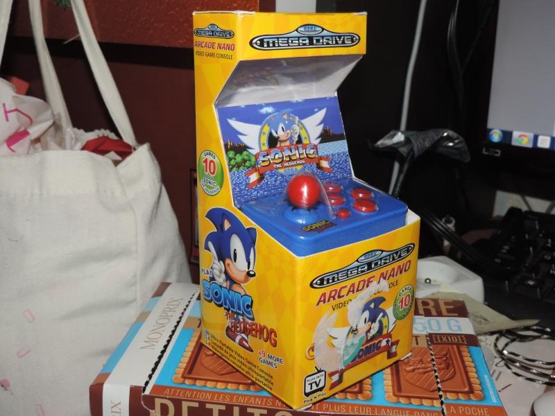 """Petite """"borne d'arcade"""" Megadrive Dscn0212"""