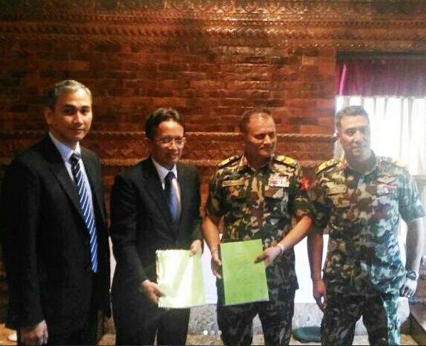 Armée Népalaise 015
