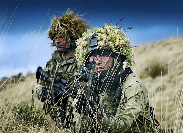 Armée Britannique/British Armed Forces - Page 4 2023