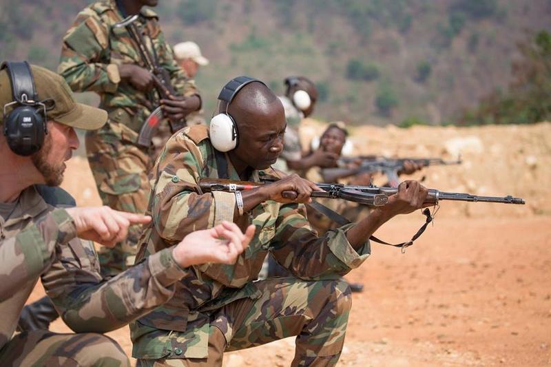 Armées de la République centrafricaine  - Page 3 2033