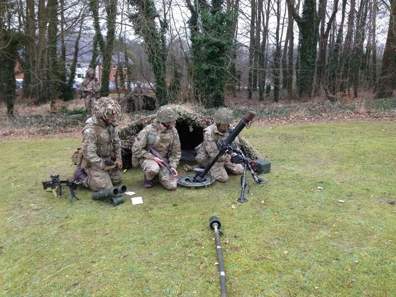 Armée Britannique/British Armed Forces - Page 4 2918