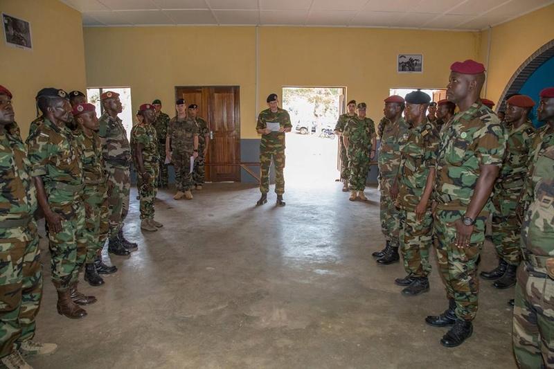 Armées de la République centrafricaine  - Page 3 3116