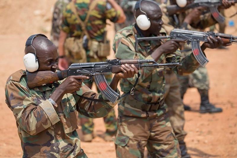 Armées de la République centrafricaine  - Page 3 3231