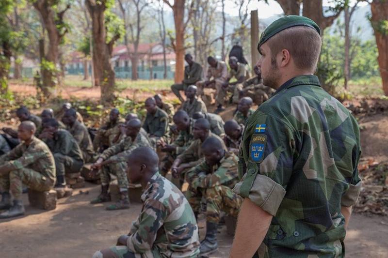 Armées de la République centrafricaine  - Page 3 3343