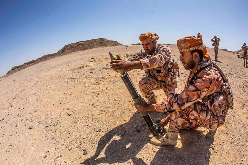Armée Omanaise / Sultan of Oman's Armed Forces - Page 9 3348