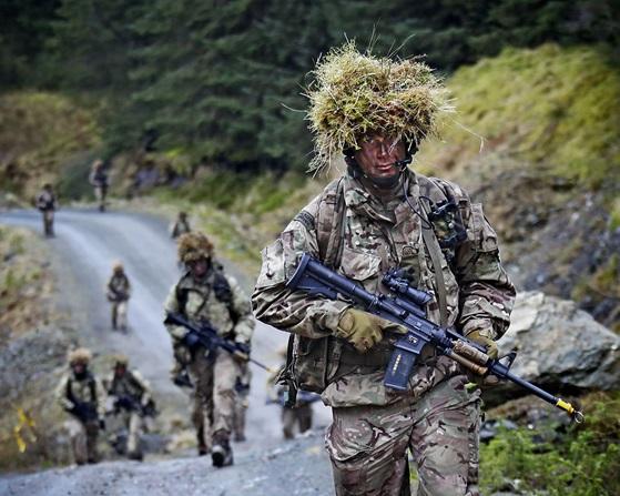 Armée Britannique/British Armed Forces - Page 4 4015