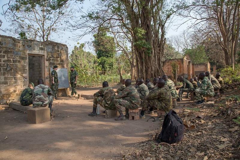Armées de la République centrafricaine  - Page 3 4028