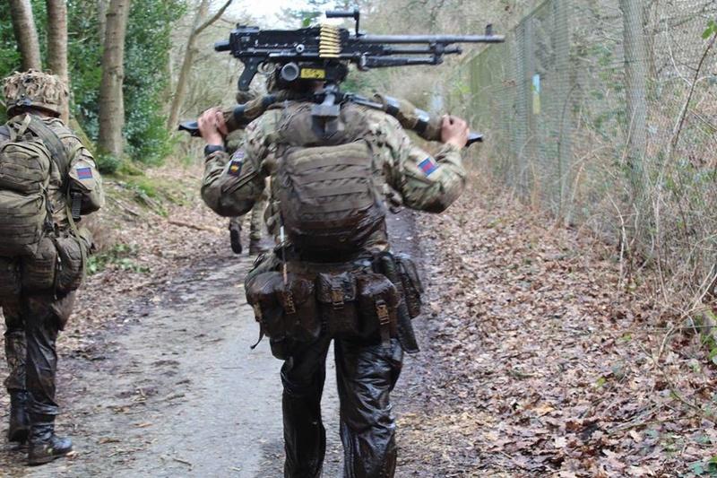 Armée Britannique/British Armed Forces - Page 4 4139