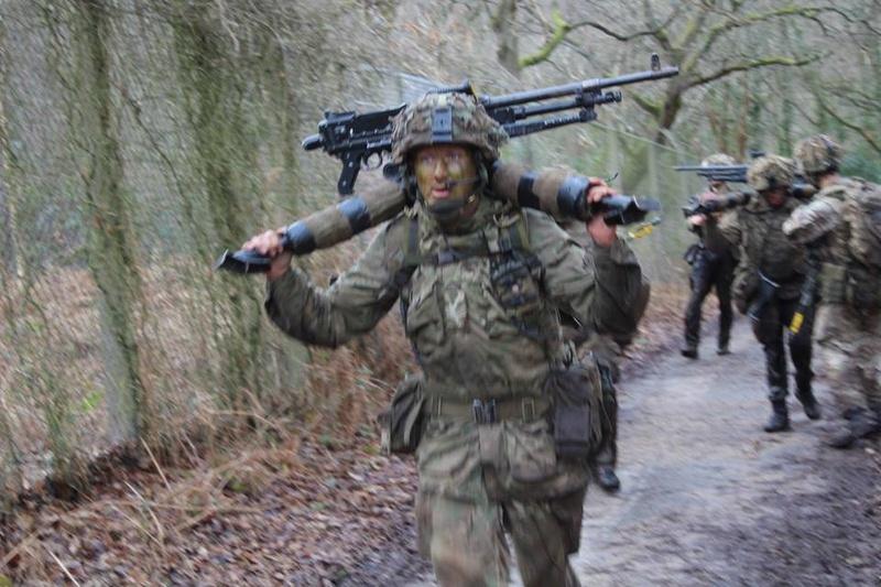 Armée Britannique/British Armed Forces - Page 4 4232