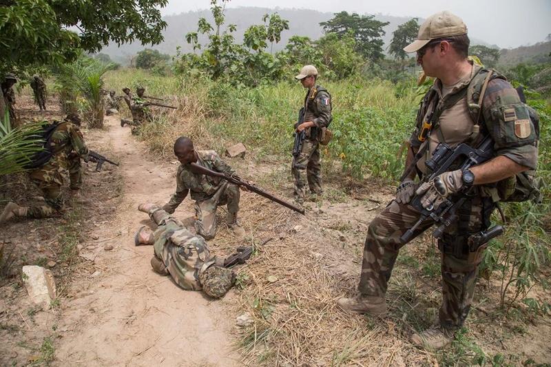 Armées de la République centrafricaine  - Page 3 4313