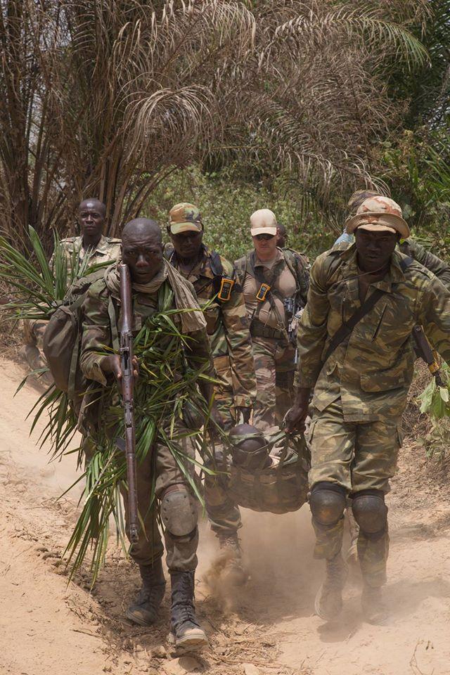 Armées de la République centrafricaine  - Page 3 4411