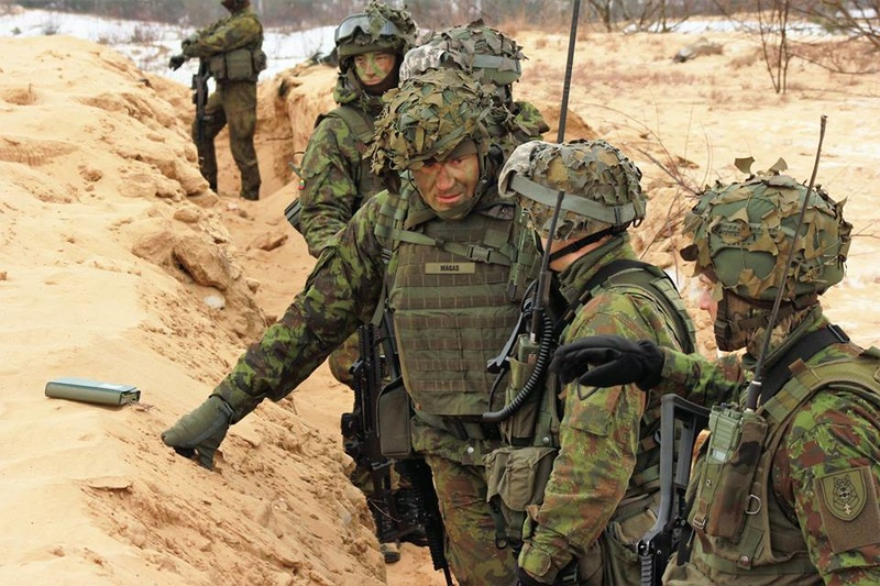Armée lituanienne/Lithuanian Armed Forces - Page 5 4412