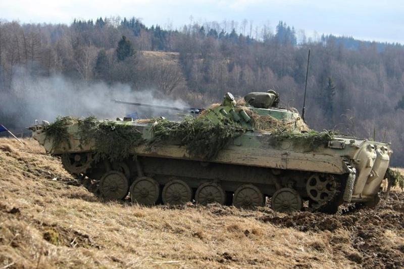 Armée tchèque/Czech Armed Forces - Page 9 4520