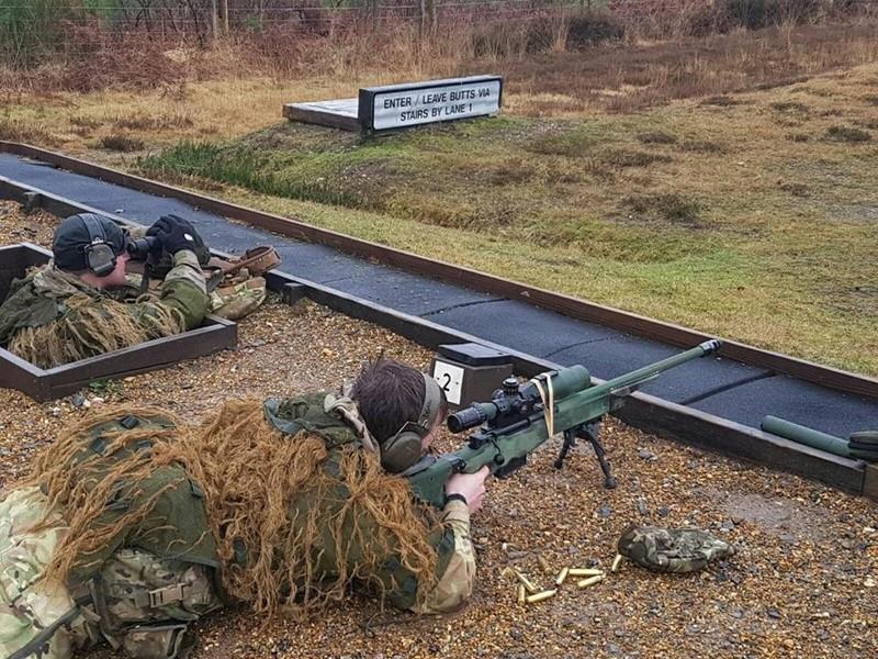 Armée Britannique/British Armed Forces - Page 4 4527