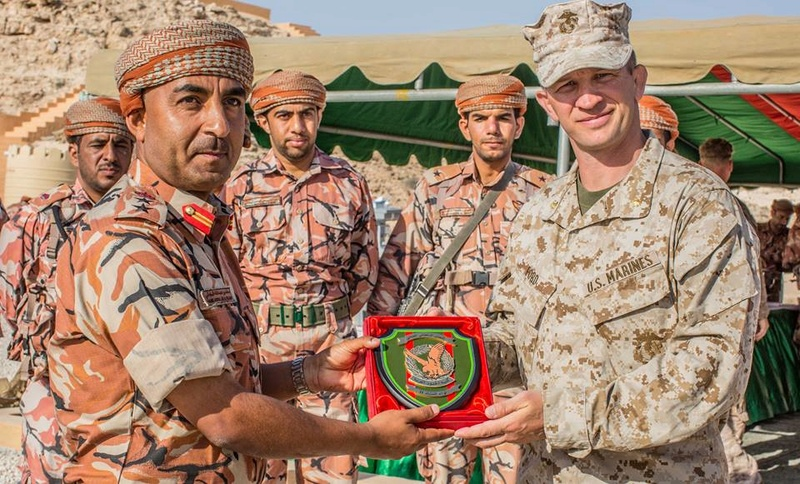 Armée Omanaise / Sultan of Oman's Armed Forces - Page 9 4535