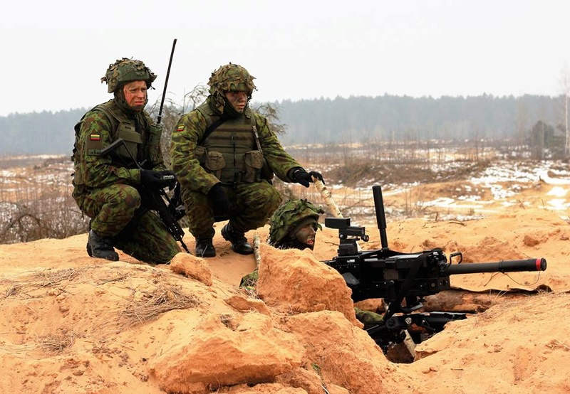Armée lituanienne/Lithuanian Armed Forces - Page 5 4610