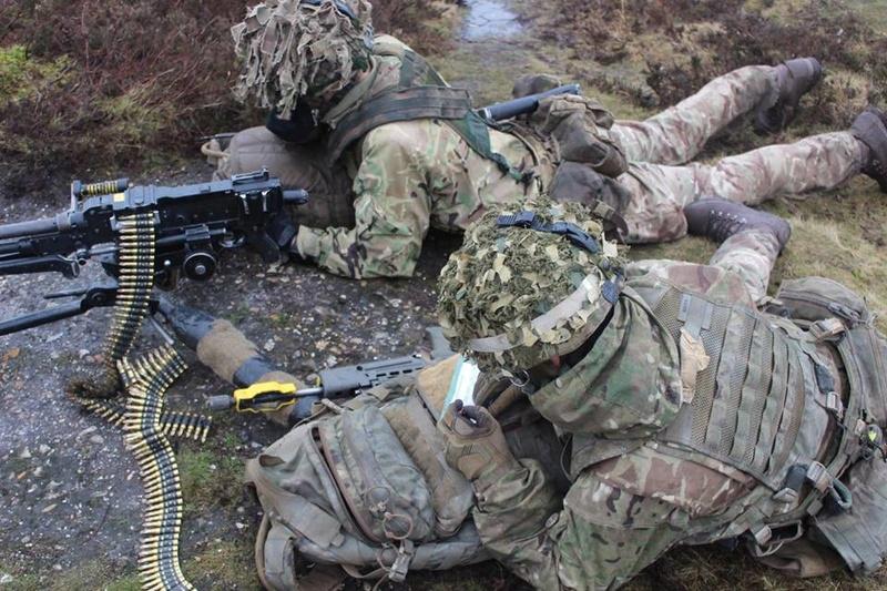 Armée Britannique/British Armed Forces - Page 4 4619