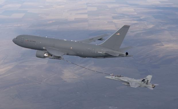 Boeing  KC-46  5537